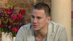 Channing Tatum on &#039;This Morning&#039;