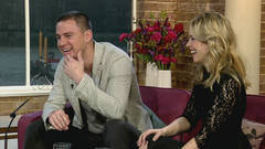 Channing Tatum and Rachel McAdams on 'This Morning'