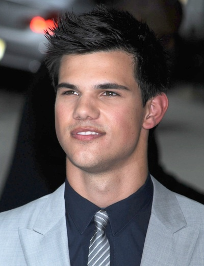 Taylor Lautner at NY Eclipse screening