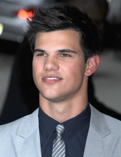 Taylor Lautner at NY Eclipse screening
