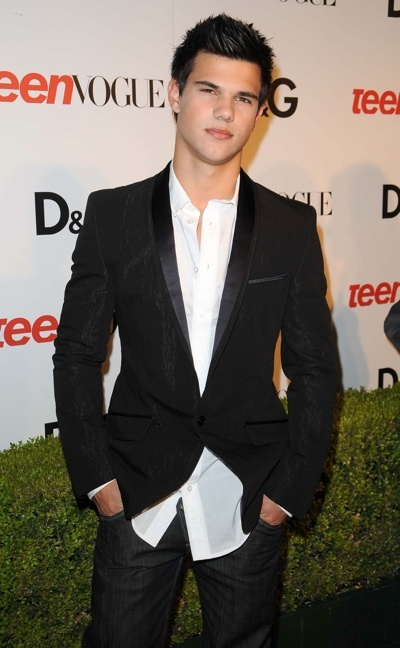 Taylor Lautner Young Hollywood