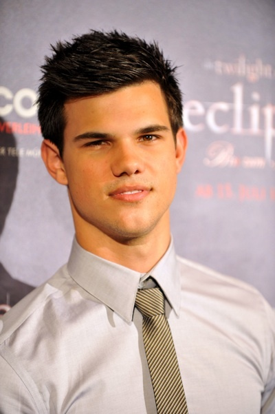 Taylor Lautner at Berlin Eclipse photocall
