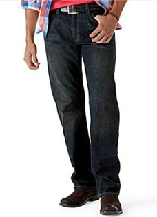 Guy's relaxed jeans