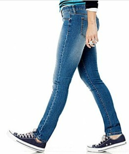 Junior's skinny jeans - Back-to-school fashion