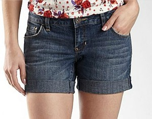 Junior's vintage shorts