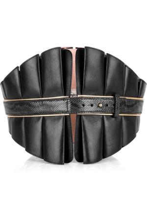 Temperley London leather belt