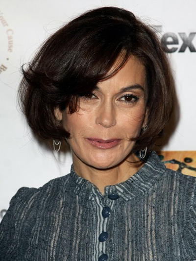 Teri Hatcher's bob hairstyle