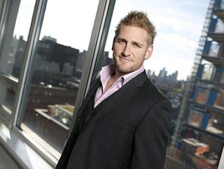Curtis Stone on the Apprentice