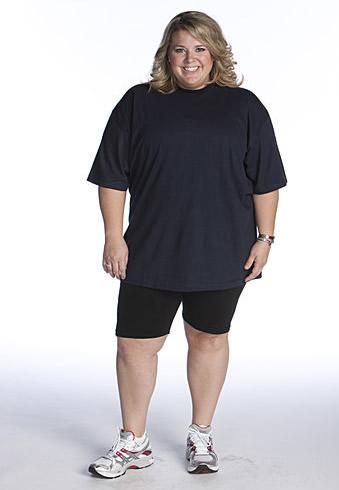 The Biggest Loser Season 8 Abby Before