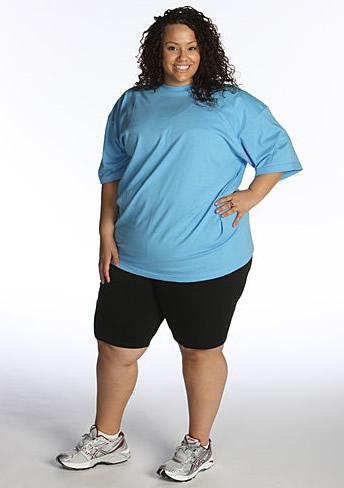 The Biggest Loser Season 8 Alexandra Before