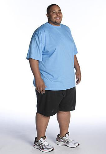 The Biggest Loser Season 8 Antoine Before