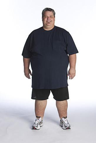 The Biggest Loser Season 8 Danny Before