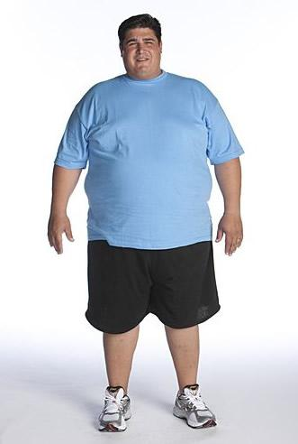 The Biggest Loser Season 8 Julio Before