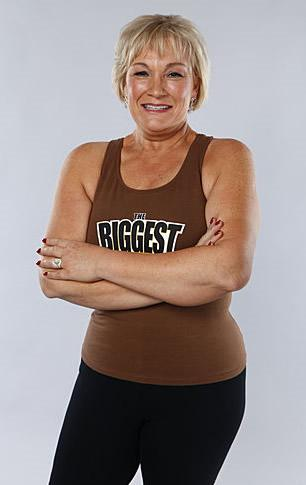 The Biggest Loser Season 8 Liz After