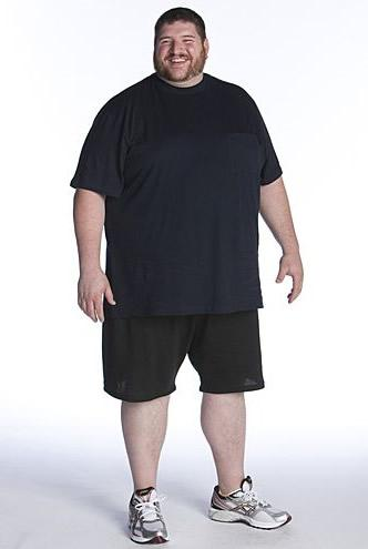 The Biggest Loser Season 8 Rudy Before