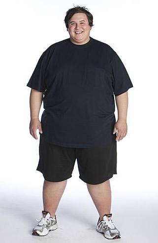 The Biggest Loser Season 8 Sean Before