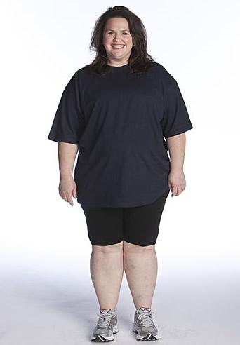 The Biggest Loser Season 8 Tracy Before