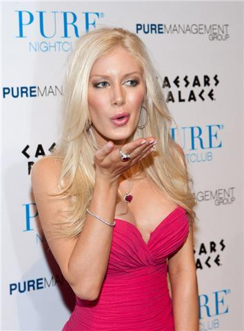 Heidi Montag, designer