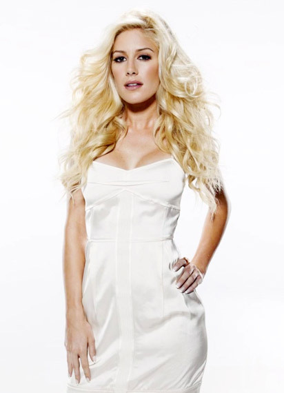Heidi Montag is ready to move on