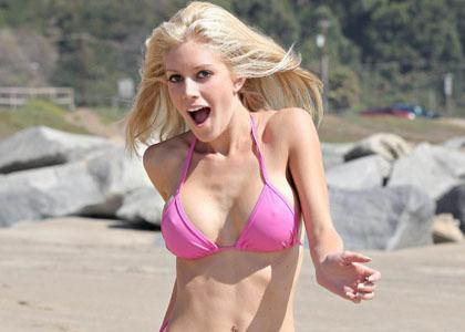 lauren conrad and heidi montag 2011. heidi montag 2011 bikini.