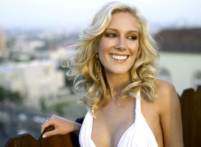 Heidi Montag new movie role