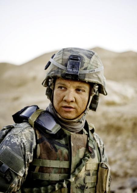 Jeremy Renner in &amp;quot;The Hurt Locker&amp;quot;