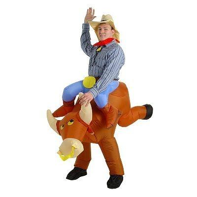 Bull Rider Costume