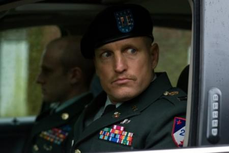 "Woody Harrelson in ""The Messenger"""
