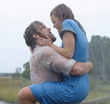You're watching The Notebook.