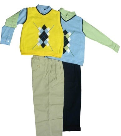 Three-piece boys set