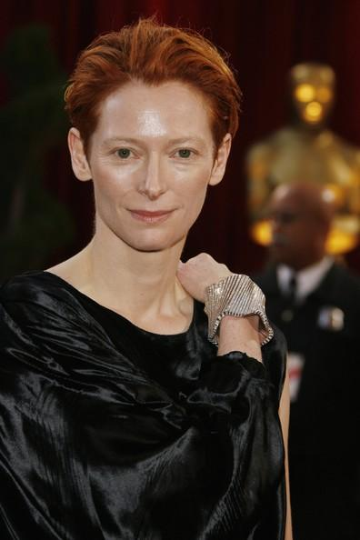 Tildon Swinton Closeup