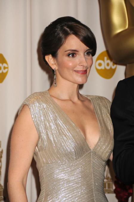 Tina Fey at the 2009 Oscars