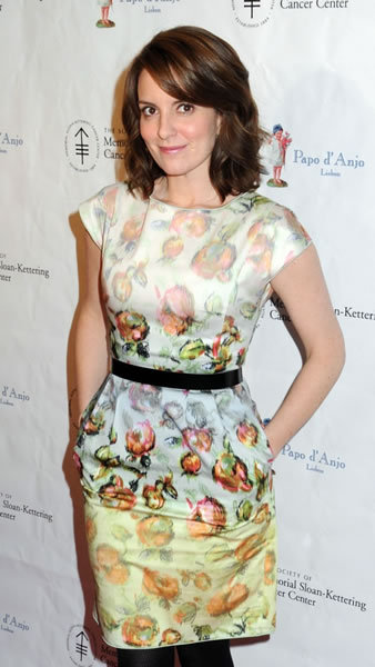 Tina Fey at Bunny Hop