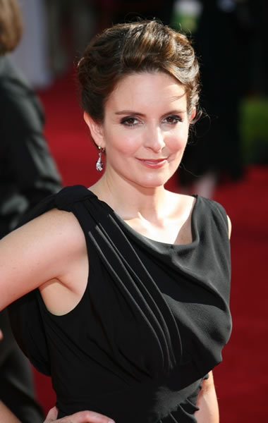 Tina Fey at Primetime Emmy Awards