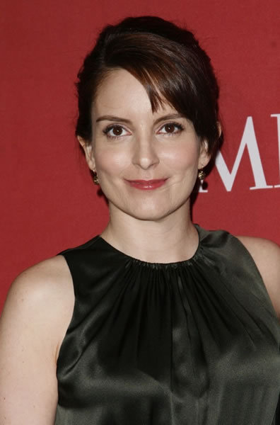 Tina Fey at Time's 100 Most Influential People event