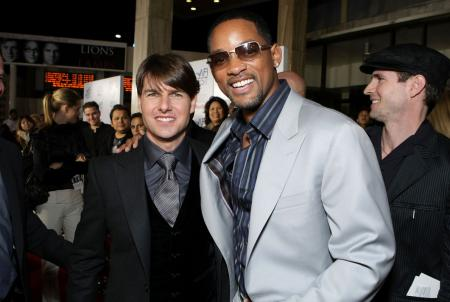 Tom Cruise and Will Smith at AFI Fest