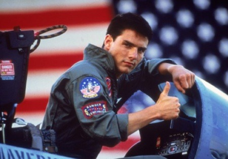No. 8 -- Top Gun