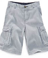 Tommy Hilfiger Kids Boys Cargo Shorts
