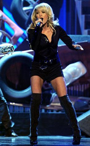 Top 10 American Idol Performances: Carrie Underwood
