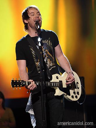 Top 10 American Idol Performances: David Cook