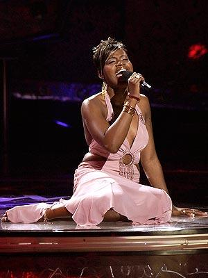 Top 10 American Idol Performances: Fantasia Barrino