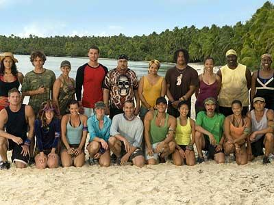 Greatest Reailty TV Shows: Survivor