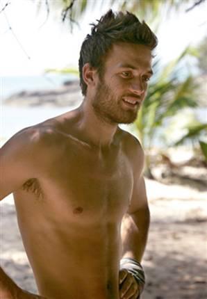 Top 10 Hottest Male Survivors: Aras Baskauskas