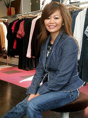 Top 10 Project Runway Finalists: Where Are They Now? Chloe Dao