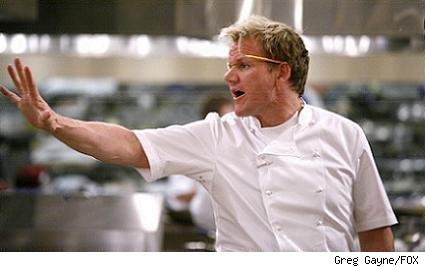 Top 10 Reality TV Freakouts: Gordon Ramsay