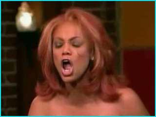Top 10 Reality TV Freakouts: Tyra Banks