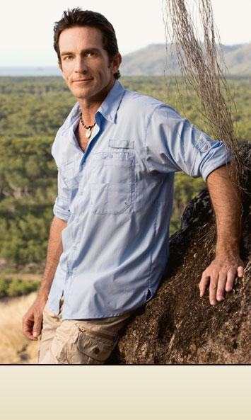 Reality TV Hosts: Jeff Probst