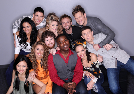 American Idol Season 10 - Top 11