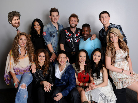 American Idol Season 10 - Top 12