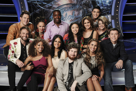 American Idol Season 10 - Top 13